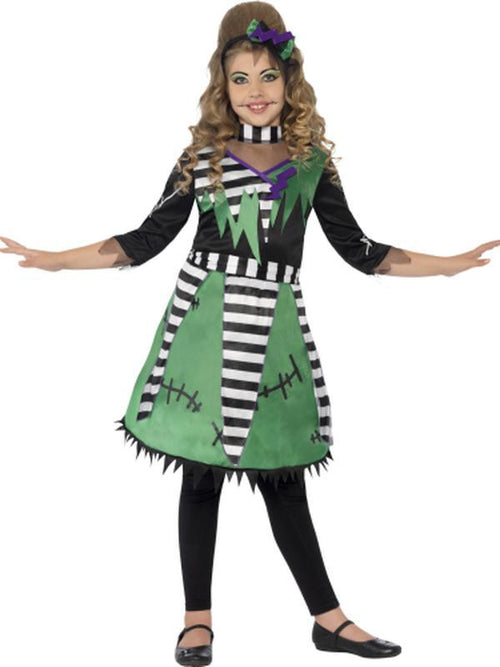 Frankie Girl Costume-Costumes - Girls-Jokers Costume Hire and Sales Mega Store