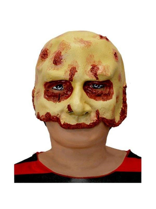Freaky Freddy Mask - Adult-Masks - Halloween-Jokers Costume Hire and Sales Mega Store