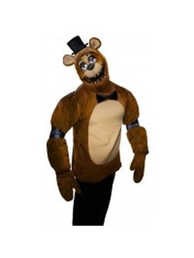 FREDDY DELUXE COSTUME - SIZE S-Costumes - Mens-Jokers Costume Hire and Sales Mega Store