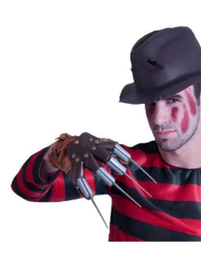 Freddy Glove-Armwear-Jokers Costume Hire and Sales Mega Store