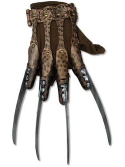 Freddy Supreme Edition Glove-Halloween Accessories-Jokers Costume Hire and Sales Mega Store