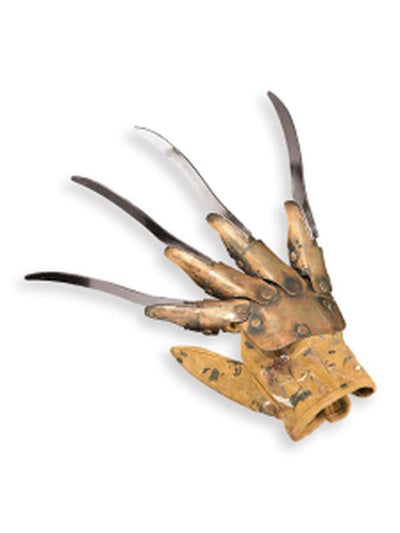 Freddy Supreme Edition Replica Metal Gloves-Halloween Accessories-Jokers Costume Mega Store