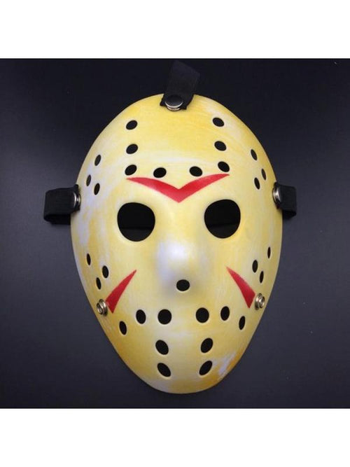 Freddy VS Jason Mask Party Mask-Masks - Halloween-Jokers Costume Hire and Sales Mega Store