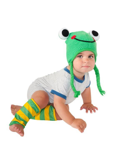 Frog - Size 6-12 Months-Jokers Costume Mega Store
