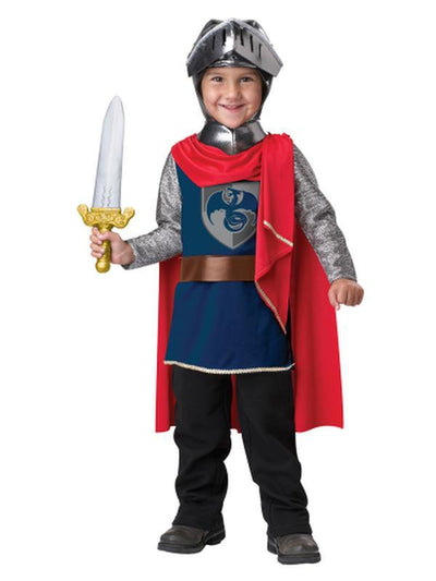 GALLANT KNIGHT/TODDLER-Costumes - Boys-Jokers Costume Hire and Sales Mega Store
