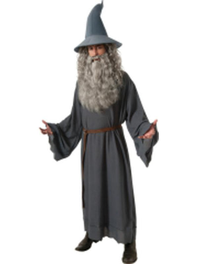 Gandalf Costume - Size Xl-Costumes - Mens-Jokers Costume Hire and Sales Mega Store