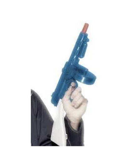 Gangster's Tommy Gun-Weapons-Jokers Costume Hire and Sales Mega Store