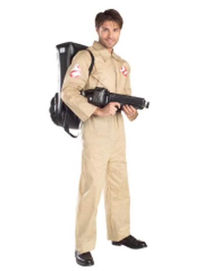 Ghostbusters Adult - Size Std-Costumes - Mens-Jokers Costume Hire and Sales Mega Store