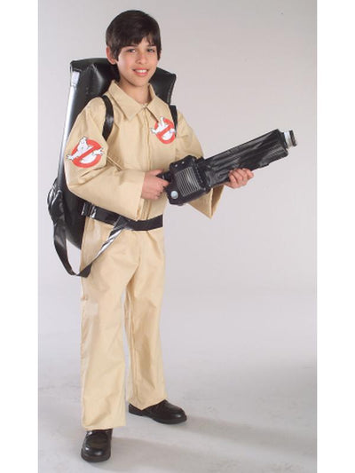 Ghostbusters Child - Size L-Costumes - Boys-Jokers Costume Mega Store