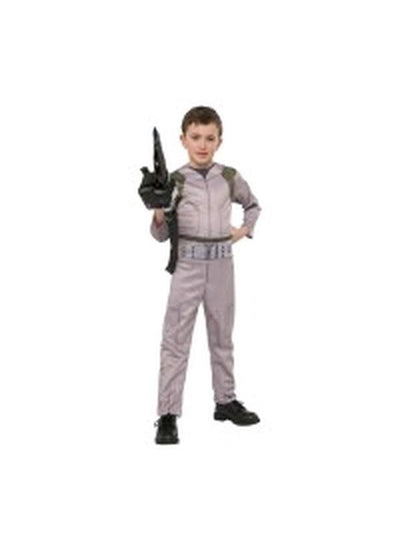 Ghostbusters Unisex Costume - Size L-Costumes - Boys-Jokers Costume Hire and Sales Mega Store