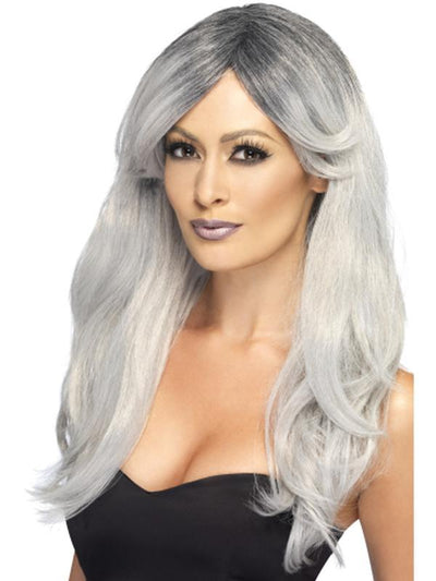 Ghostly Glamour Wig-Wigs-Jokers Costume Hire and Sales Mega Store