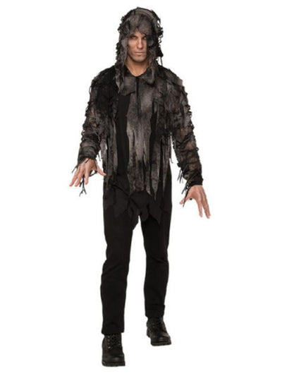 Ghoul Costume - Size Std-Costumes - Mens-Jokers Costume Hire and Sales Mega Store