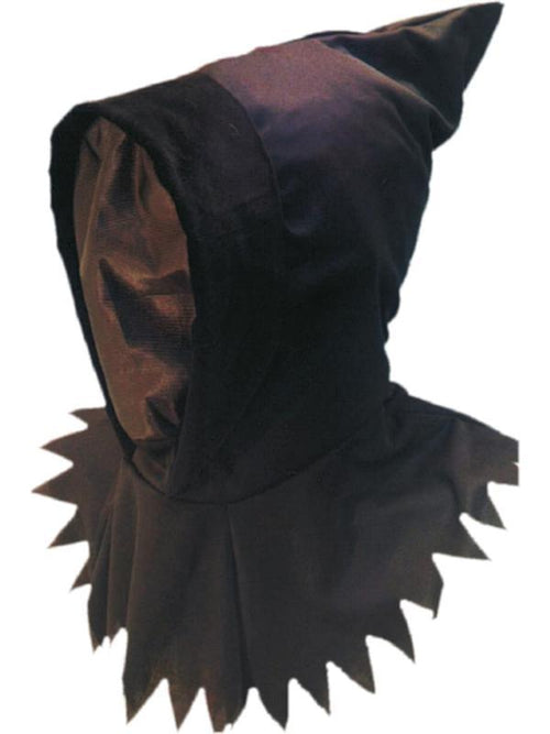 Ghoul Hood & Mask-Masks - Basic-Jokers Costume Hire and Sales Mega Store