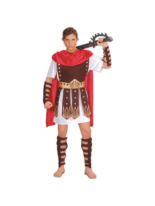 Gladiator - Adult - Small / Medium-Costumes - Mens-Jokers Costume Hire and Sales Mega Store