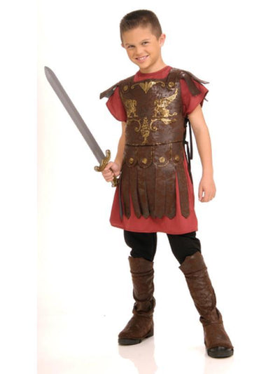 Gladiator - Size S-Costumes - Boys-Jokers Costume Mega Store
