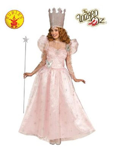 GLINDA THE GOOD WITCH DELUXE COSTUME - SIZE XL-Costumes - Women-Jokers Costume Hire and Sales Mega Store