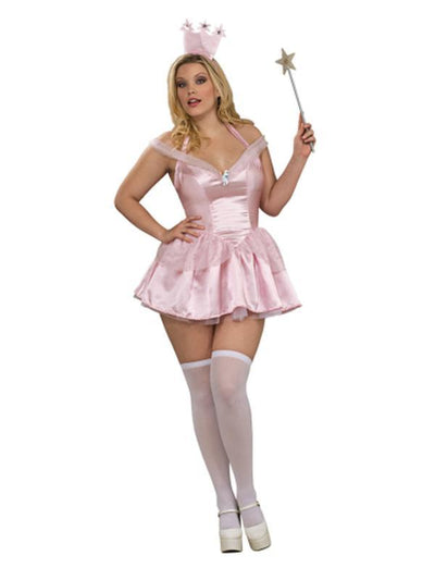 Glinda The Good Witch Secret Wishes - Size Plus-Jokers Costume Mega Store