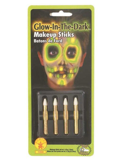 Glow-In-Dark Make Up Kits-Halloween Makeup & Special FX-Jokers Costume Mega Store