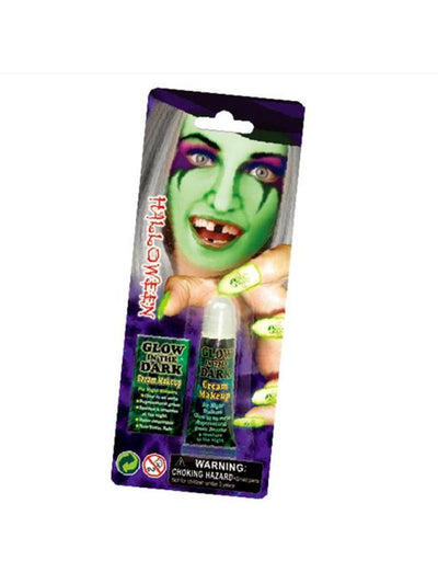 Glow in the Dark Cream Makeup-Make up and Special FX-Jokers Costume Hire and Sales Mega Store