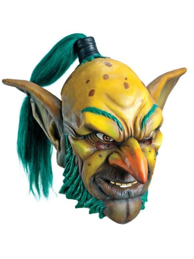 Goblin Deluxe Mask-Masks - Latex-Jokers Costume Hire and Sales Mega Store