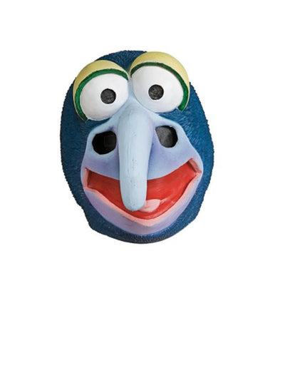 Gonzo Muppets Overhead Mask-Masks - Latex-Jokers Costume Hire and Sales Mega Store