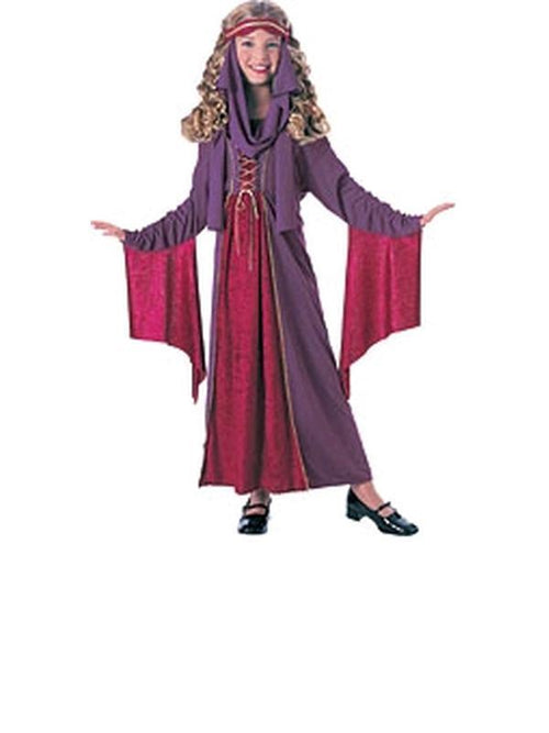 Gothic Princess - Size M-Costumes - Girls-Jokers Costume Hire and Sales Mega Store