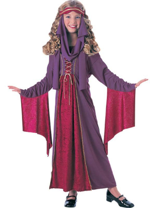 Gothic Princess - Size S-Costumes - Girls-Jokers Costume Hire and Sales Mega Store