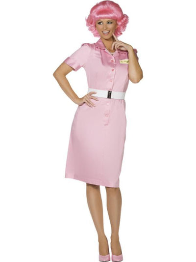 Grease Frenchy Beauty School Drop Out Costume-Costumes - Women-Jokers Costume Hire and Sales Mega Store