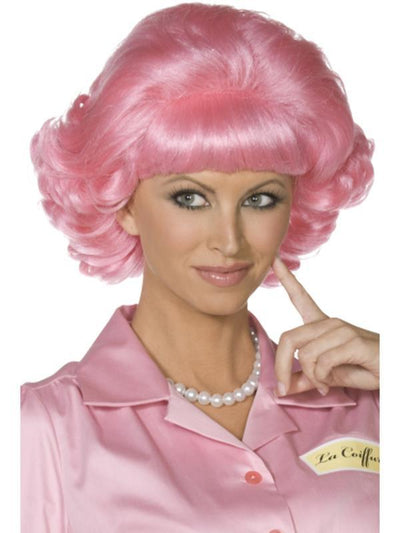 Grease Frenchy Wig-Wigs-Jokers Costume Mega Store