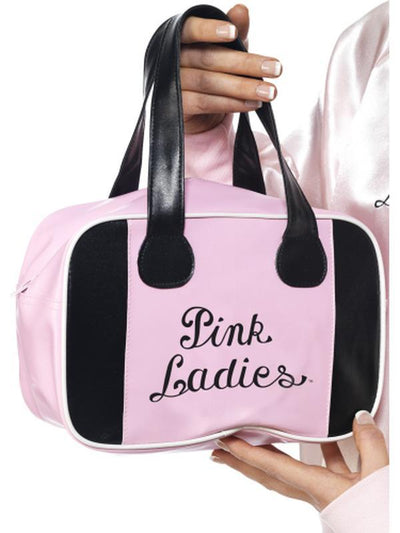 Grease Pink Lady Bowling Bag-Costume Accessories-Jokers Costume Hire and Sales Mega Store