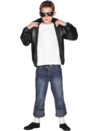 Grease T-Birds Jacket, Boy-Costumes - Boys-Jokers Costume Mega Store