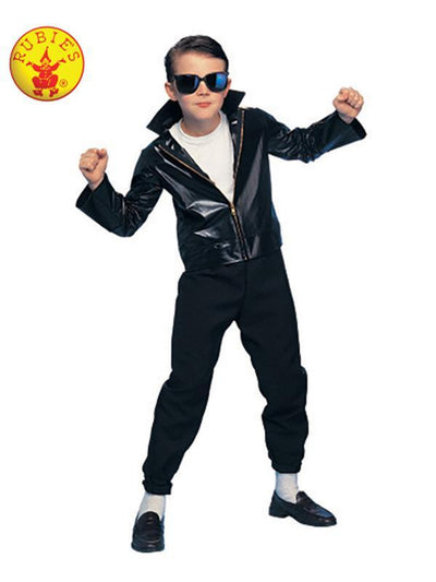 GREASER COSTUME - SIZE M-Costumes - Boys-Jokers Costume Mega Store