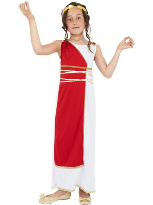 Grecian Girl Costume-Costumes - Girls-Jokers Costume Hire and Sales Mega Store
