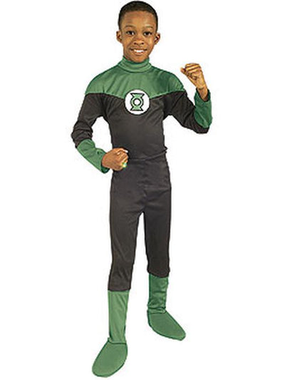 Green Lantern Child - Size S-Costumes - Boys-Jokers Costume Mega Store
