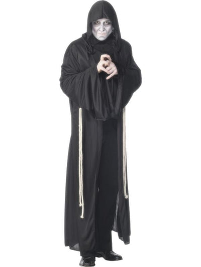Grim Reaper Costume, No Mask-Costumes - Mens-Jokers Costume Hire and Sales Mega Store