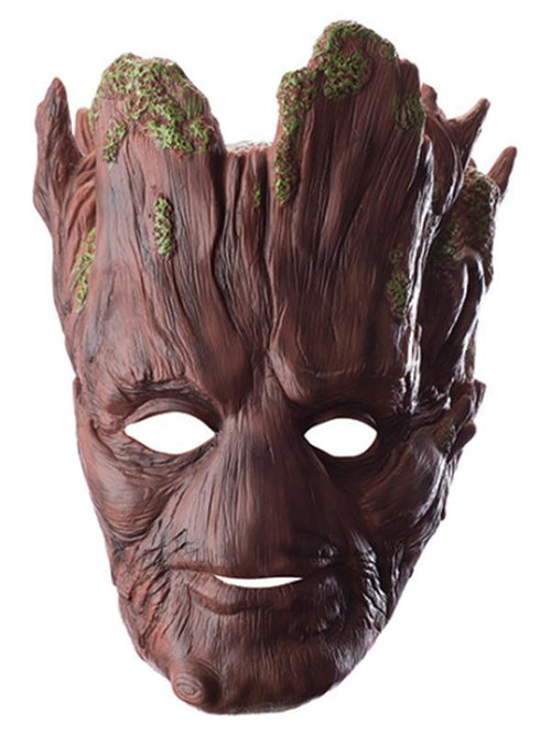 Groot Adult Mask-Masks - Latex-Jokers Costume Hire and Sales Mega Store