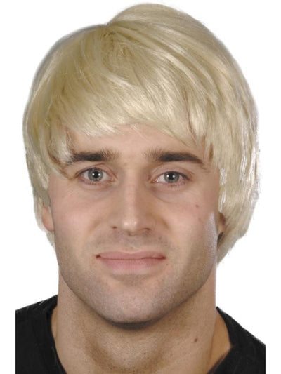 Guy Wig - Blonde-Wigs-Jokers Costume Hire and Sales Mega Store