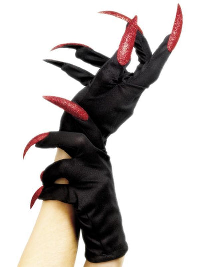 Halloween Gloves-Armwear-Jokers Costume Hire and Sales Mega Store