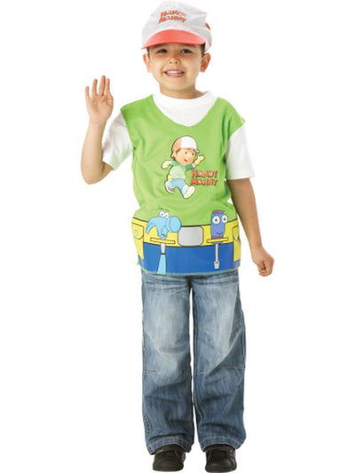 Handy Manny Blister - Size 2+-Costumes - Boys-Jokers Costume Hire and Sales Mega Store