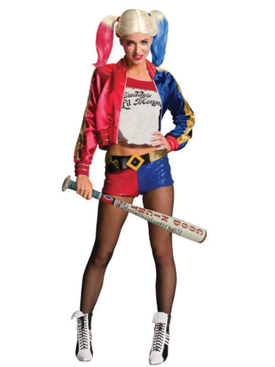 Harley Quinn'S Inflatable Bat-Costume Accessories-Jokers Costume Hire and Sales Mega Store