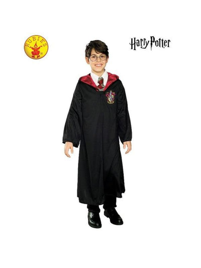 HARRY POTTER CLASSIC ROBE, CHILD (6-8)-Costumes - Boys-Jokers Costume Hire and Sales Mega Store