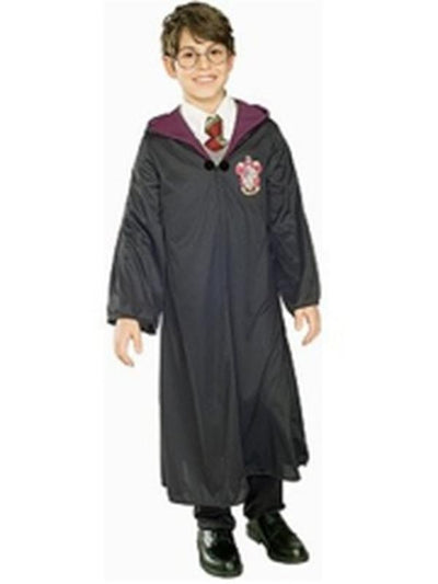 Harry Potter Robe - Size M-Costumes - Boys-Jokers Costume Hire and Sales Mega Store