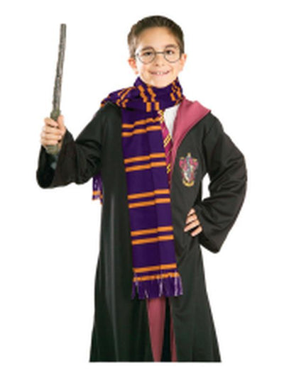 Harry Potter Scarf-Costume Accessories-Jokers Costume Hire and Sales Mega Store