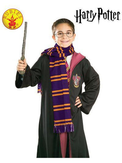 HARRY POTTER SCARF.-Costume Accessories-Jokers Costume Hire and Sales Mega Store