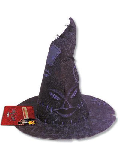 HARRY POTTER SORTING HAT-Hats and Headwear-Jokers Costume Hire and Sales Mega Store