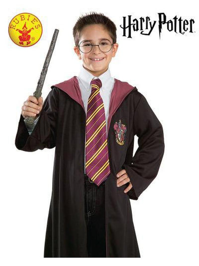 HARRY POTTER TIE.-Costume Accessories-Jokers Costume Hire and Sales Mega Store