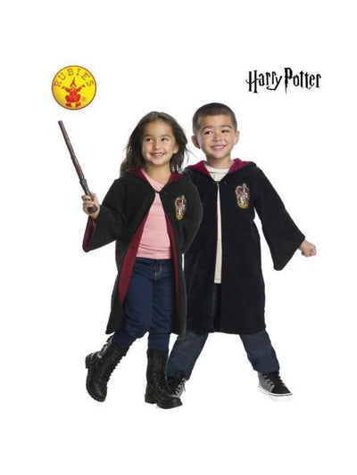 HARRY POTTER TODDLER ROBE, CHILD-Costumes - Unisex-Jokers Costume Mega Store