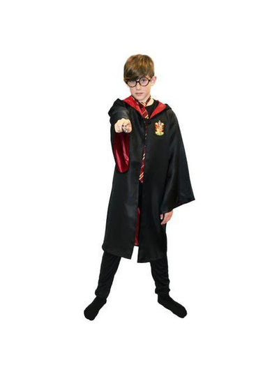 Harry Wizard Robe - Child-Costumes - Boys-Jokers Costume Hire and Sales Mega Store