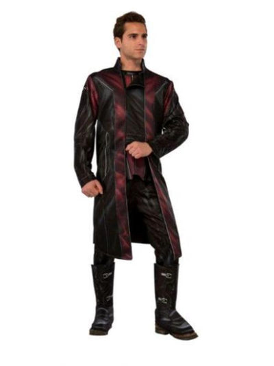 Hawkeye Avengers 2 Deluxe - Size Std-Costumes - Mens-Jokers Costume Hire and Sales Mega Store