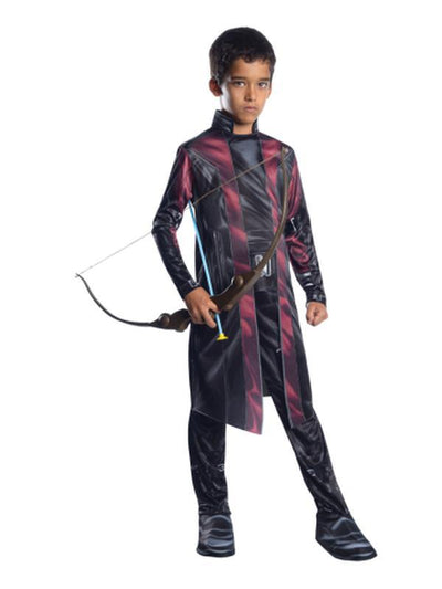 Hawkeye Classic Costume- Size M-Costumes - Boys-Jokers Costume Hire and Sales Mega Store
